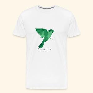 UBIQ Supporter Sparrow - Männer Premium T-Shirt