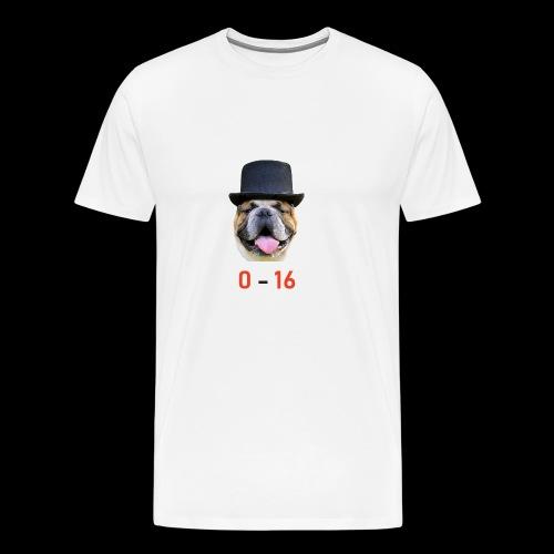 Cleveland Browns - Männer Premium T-Shirt