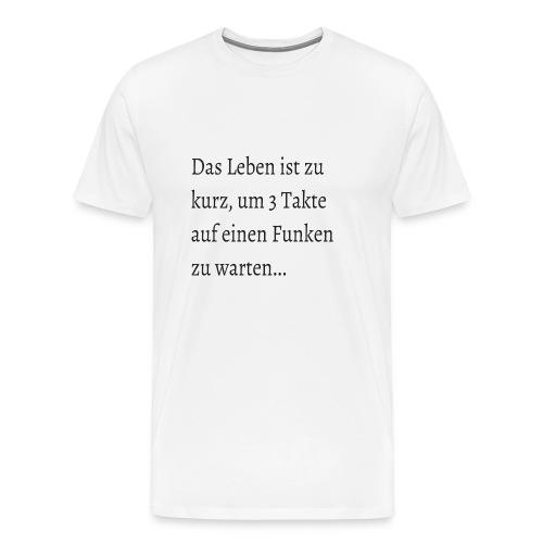 Funken - Männer Premium T-Shirt