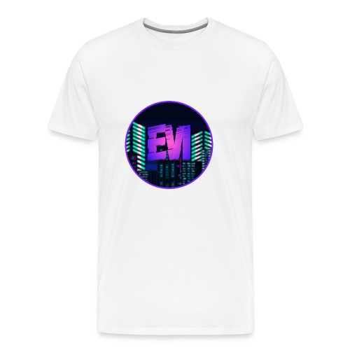 EVI Logo - Men's Premium T-Shirt