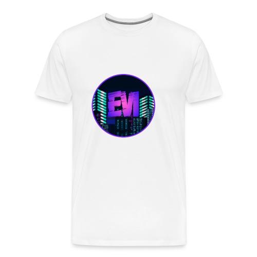 EVI Logo - Men's Premium T-Shirt