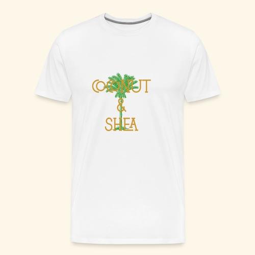 Coconut & Shea - Men's Premium T-Shirt
