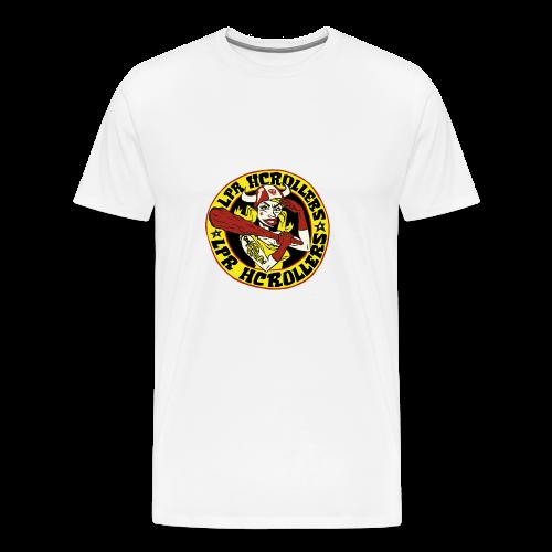 Lpr HCRollers - Miesten premium t-paita