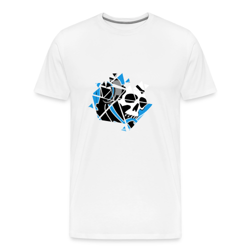 Official Logo Of The Hooded Gamer - Men's Premium T-Shirt