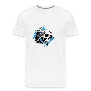 Official Logo Of The Hooded Gamer - Men's Premium T-Shirt