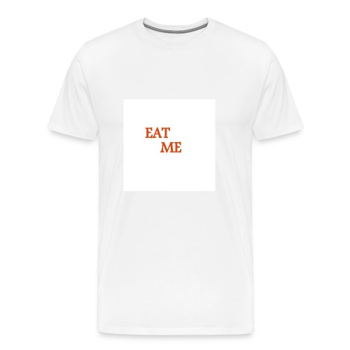 EAT ME - Männer Premium T-Shirt