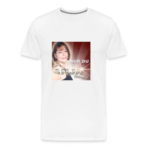 Anja Herbig - Nur du - Männer Premium T-Shirt