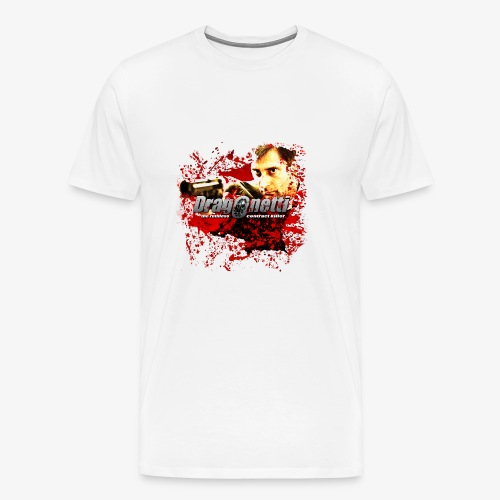 Dragonetti (Exlusive) Drenched in Blood 02 - Premium-T-shirt herr