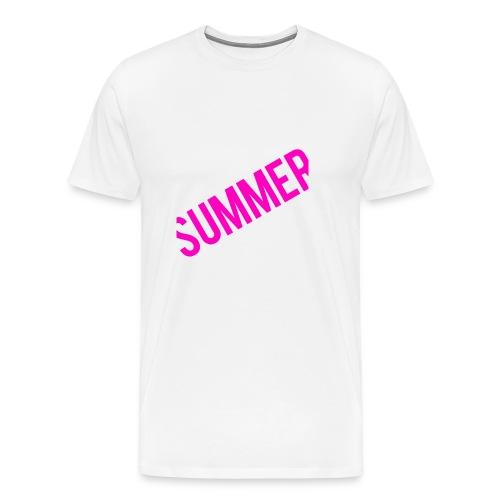 Summer - Männer Premium T-Shirt