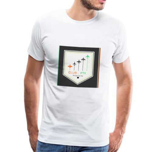 Club Pilote Ta Vie - T-shirt Premium Homme