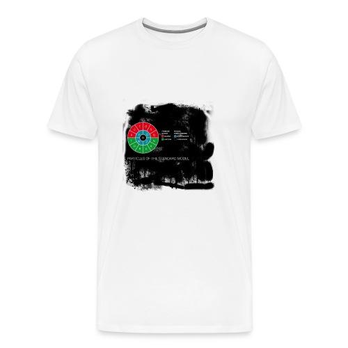 particlesmad-png - Camiseta premium hombre