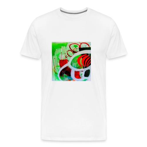 NIZE_art_t-shirt-jpg - Herre premium T-shirt