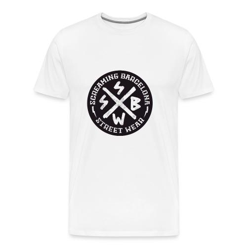 BASIC LOGO TSHIRT - Camiseta premium hombre