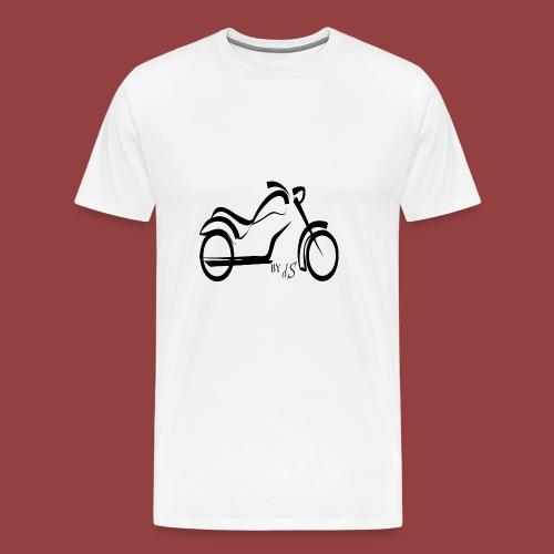 moto - Camiseta premium hombre
