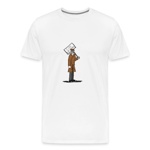 I can not draw... - Camiseta premium hombre