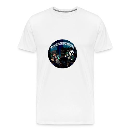GCNL-Logo Female - Mannen Premium T-shirt