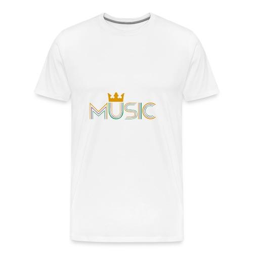 Music Bag - Camiseta premium hombre