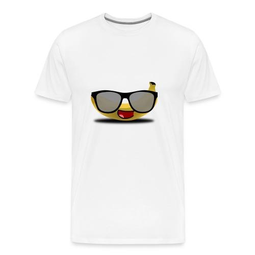 Billig skit - Premium-T-shirt herr