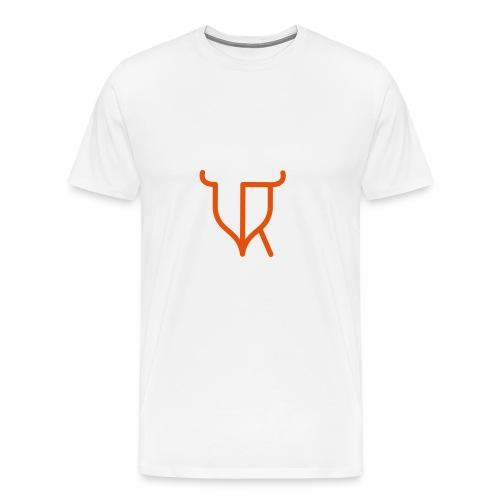 Road Vikings - security jacket - Men's Premium T-Shirt