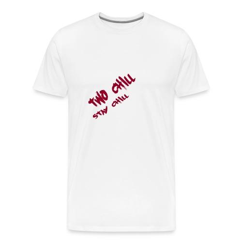 STAY CHILL SHIRT KIDS - Premium-T-shirt herr