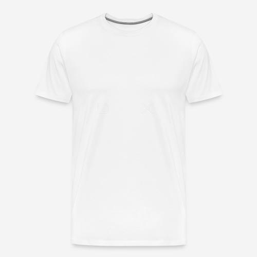 DX Premium T-Shjorte - Premium T-skjorte for menn