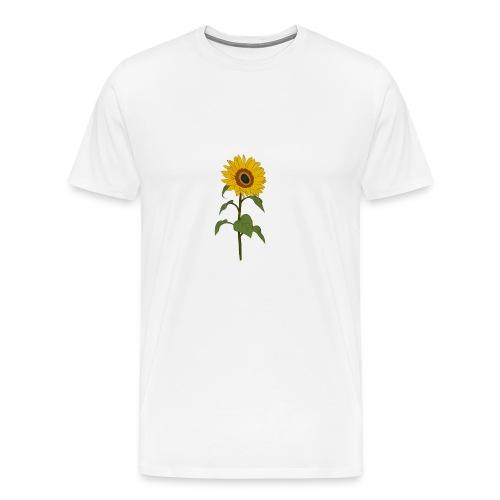 Sunflower - Premium-T-shirt herr