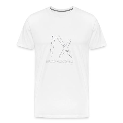 Ivo Ximas Unisex Hoodie - T-shirt Premium Homme
