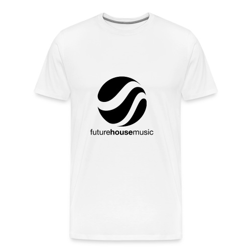 FHM_Logo_01 - Mannen Premium T-shirt