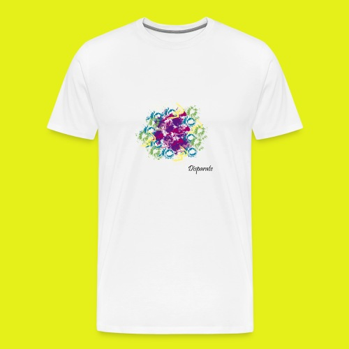 Modelo Camiseta 1 - Camiseta premium hombre