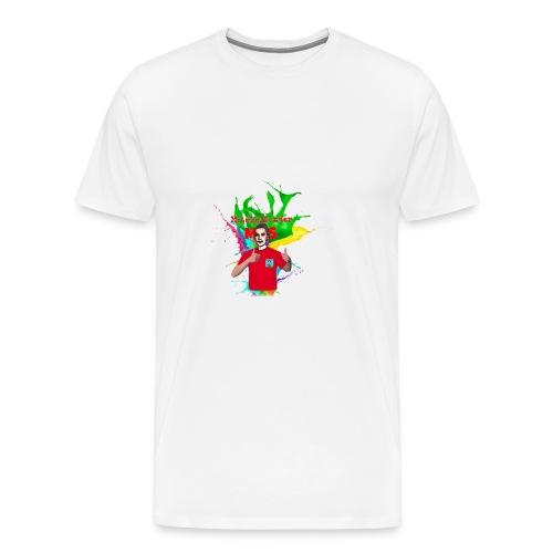 MitchelSonder Hoesje - Mannen Premium T-shirt