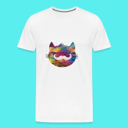 CAT - Camiseta premium hombre