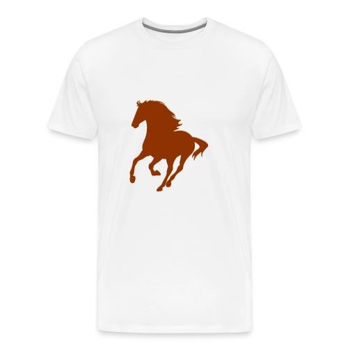 Real Horse - Männer Premium T-Shirt