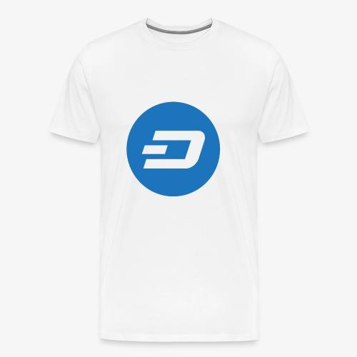 DASH - Mannen Premium T-shirt