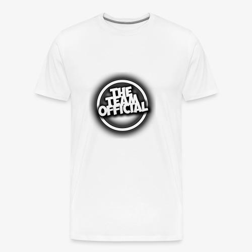The Team Official Banner 2 - Men's Premium T-Shirt
