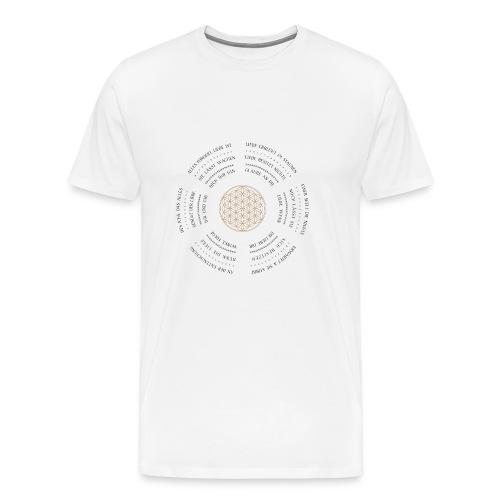 Mandala 26 - Männer Premium T-Shirt