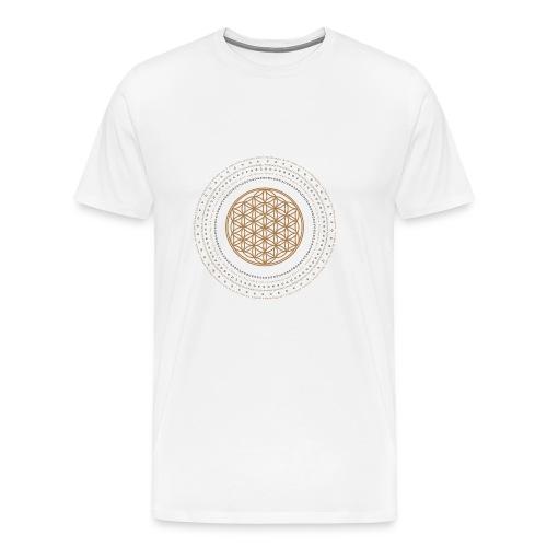 Mandala 12 - Männer Premium T-Shirt