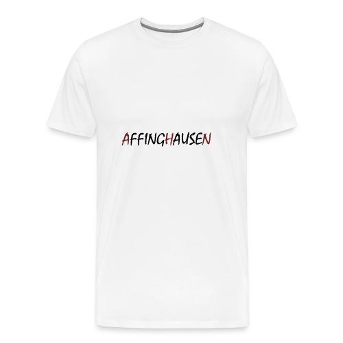 AFFINGHAUSEN - Männer Premium T-Shirt