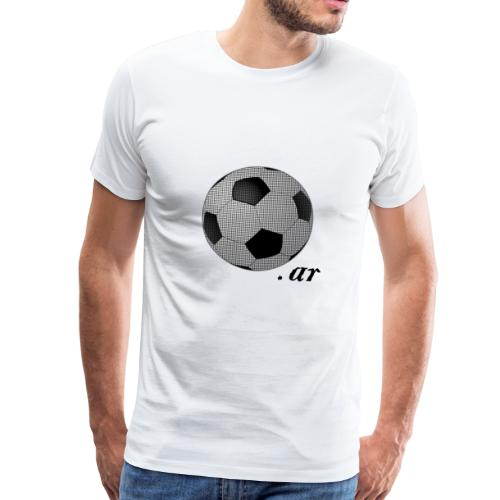 WM Fanshirt Argentinien - Männer Premium T-Shirt