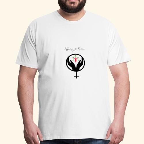 Affaires de Femmes - T-shirt Premium Homme