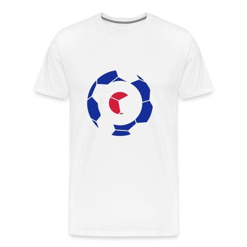 Cocarde France - Personnalisable - T-shirt Premium Homme