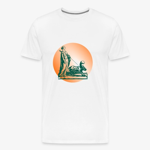 si vis pacem para bellum - T-shirt Premium Homme