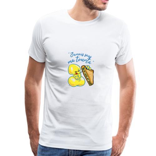 collection jamais sans ma tourta - T-shirt Premium Homme