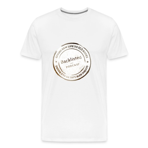 Backlisted T-shirt - Men's Premium T-Shirt