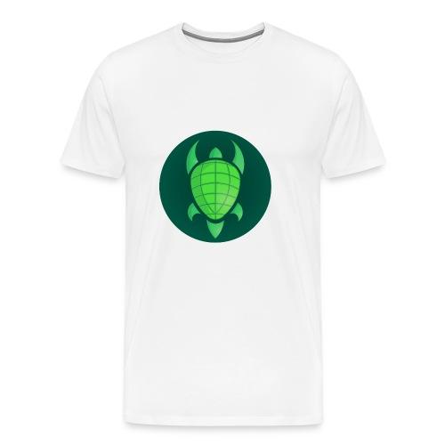 TURTLE HEAD - Men's Premium T-Shirt