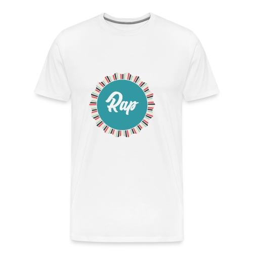 RAP2 - Maglietta Premium da uomo