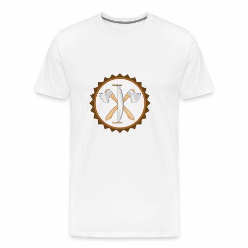 Förster Logo - Männer Premium T-Shirt