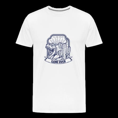 T Rex - Camiseta premium hombre