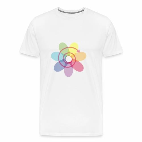 permaculture flower - T-shirt Premium Homme