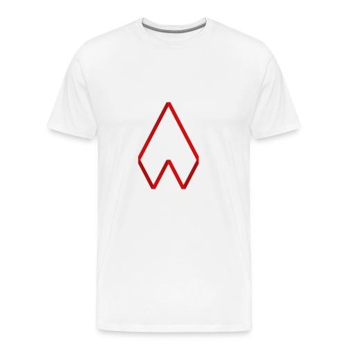 logo AMCOM pour le site - T-shirt Premium Homme