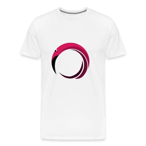 Flamingo! - T-shirt Premium Homme